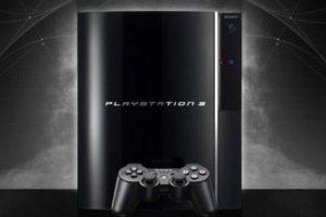 PlayStation 3 (2006). Foto:Sony. Imagen Por:
