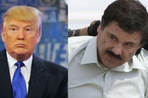 """1. Trump """"amenazado"""" por Joaquín Guzmán """"El Chapo"""" Foto:Getty Images. Imagen Por:"""