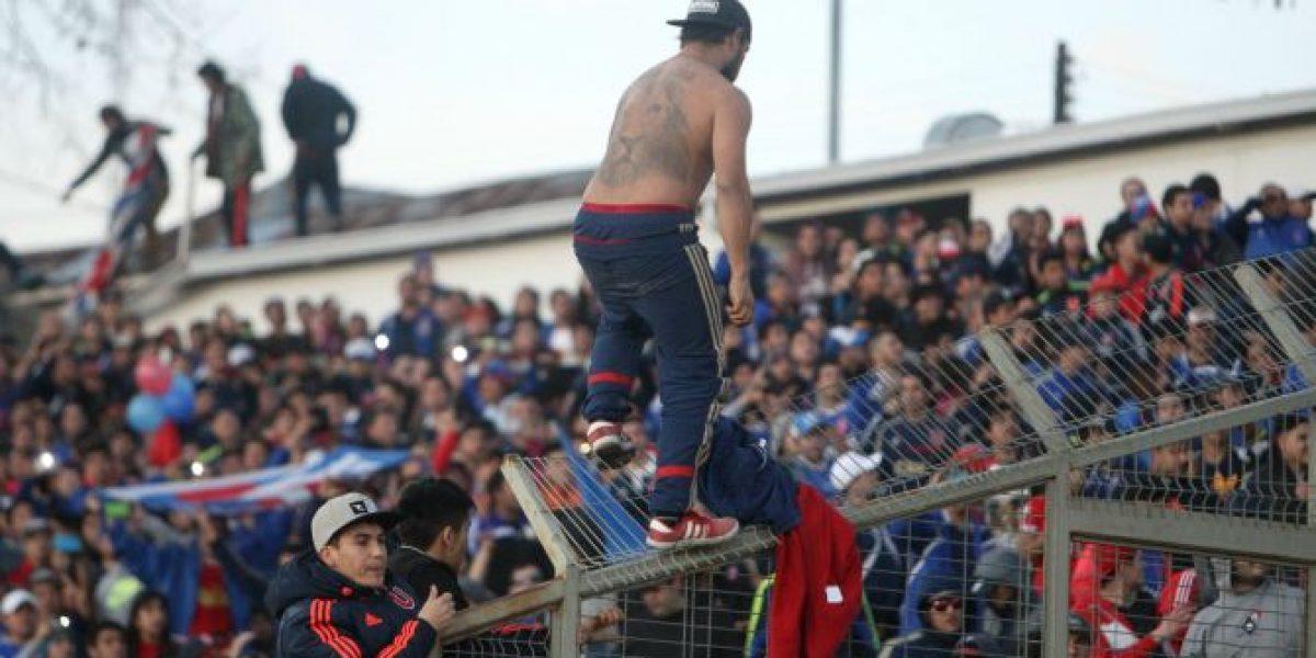 Otra vez la violencia: La Copa Chile sigue manchada por los desmanes
