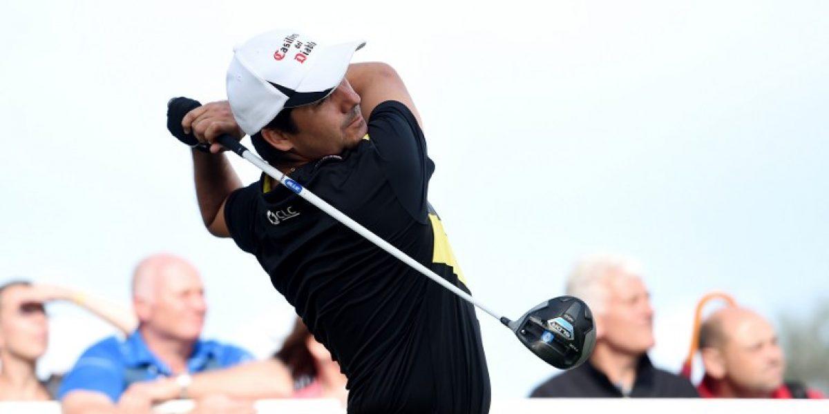 Felipe Aguilar tuvo un positivo arranque en el golf de los Panamericanos