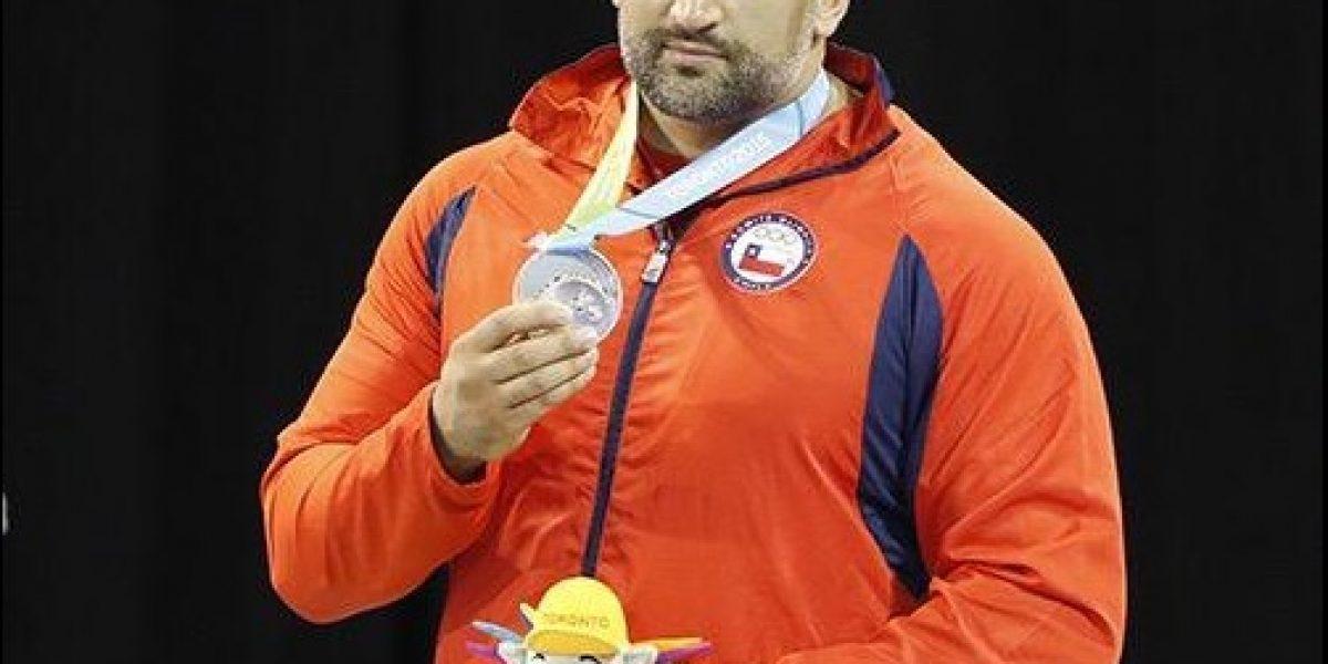 Andrés Ayub se queda con plata en Toronto tras sucumbir ante el mejor del mundo