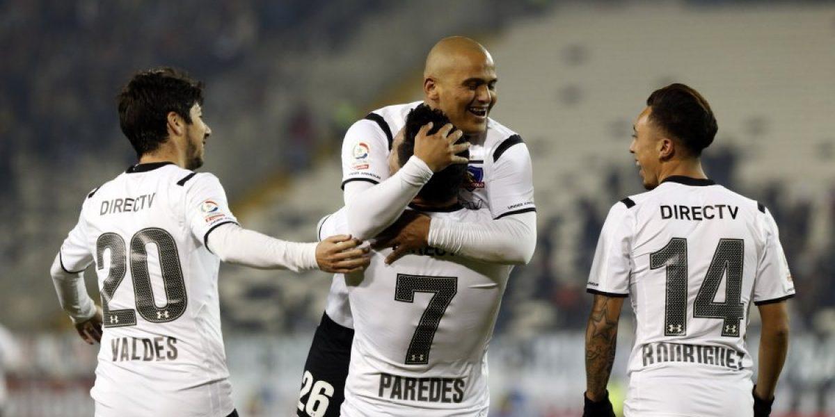 Con Chupete de figura, Colo Colo venció a Deportes Concepción por Copa Chile