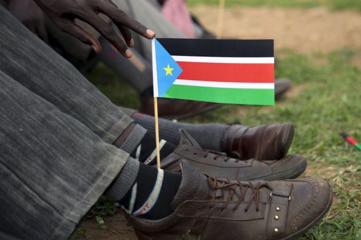 2. Sudán: Foto:Getty Images. Imagen Por: