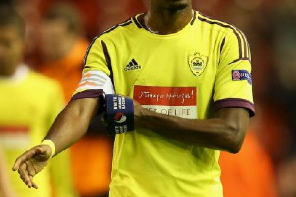 2. Samuel Eto'o – 27 millones de euros Foto:Getty Images. Imagen Por: