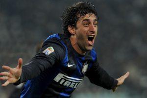3. Diego Milito – 25 millones de euros Foto:Getty Images. Imagen Por: