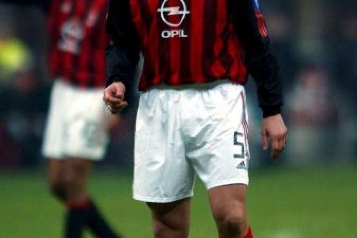 8. Fernando Redondo – 18 millones de euros Foto:Getty Images. Imagen Por: