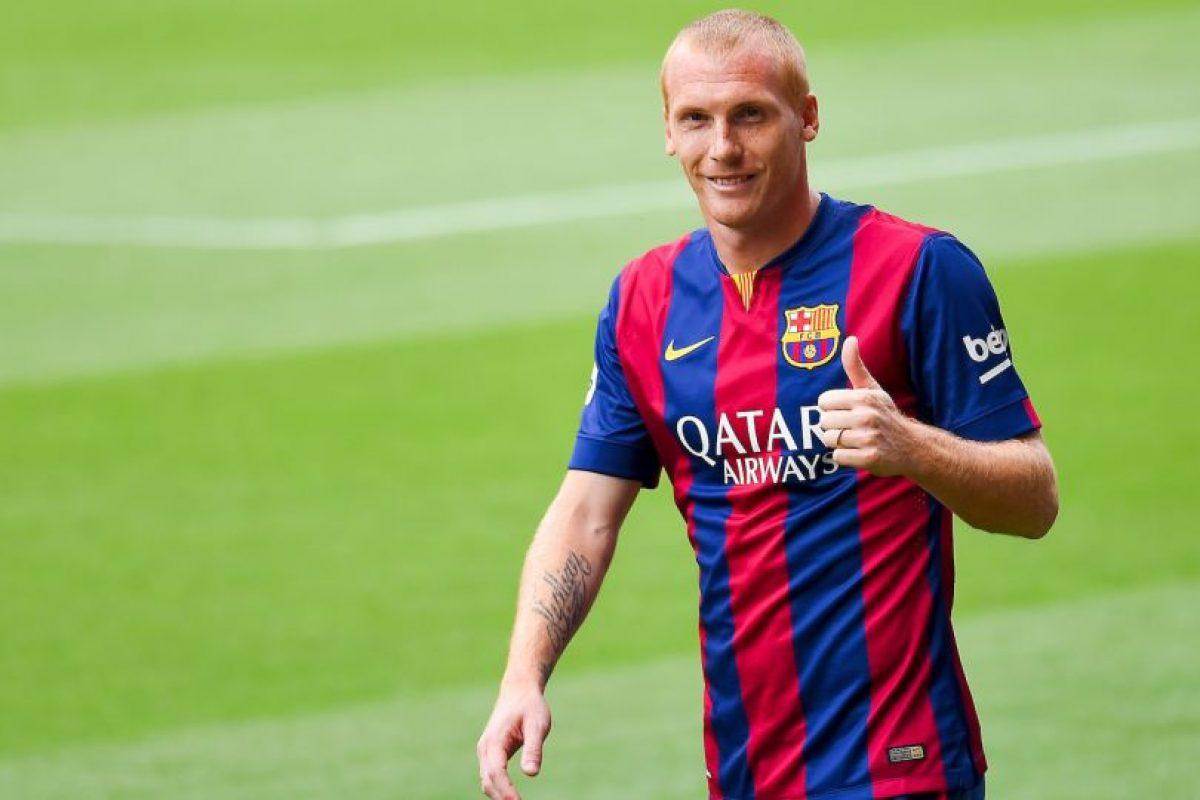 6. Jeremy Mathieu – 20 millones de euros. Foto:Getty Images. Imagen Por: