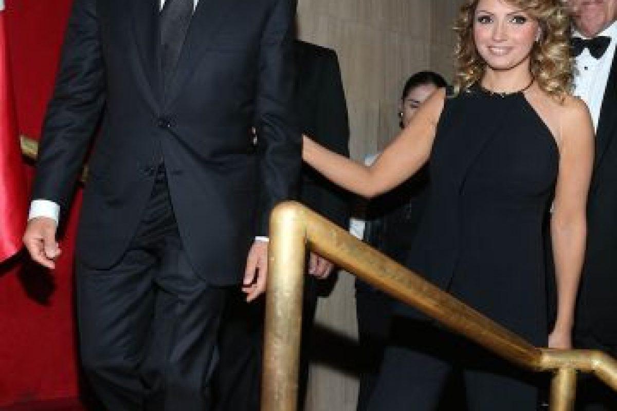 Están casados desde 2010. Foto:Getty Images. Imagen Por: