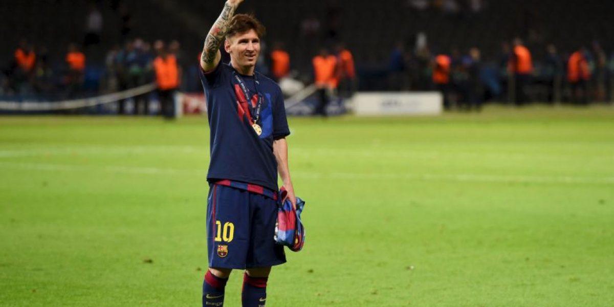Lionel Messi envía mensaje a su ídolo Pablo Aimar, tras su retiro
