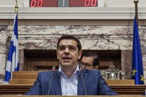 Con esto los griegos aceptan el nuevo acuerdo. Foto:Getty Images. Imagen Por: