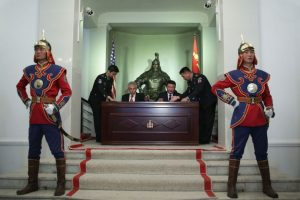8. Mongolia Foto:Getty Images. Imagen Por: