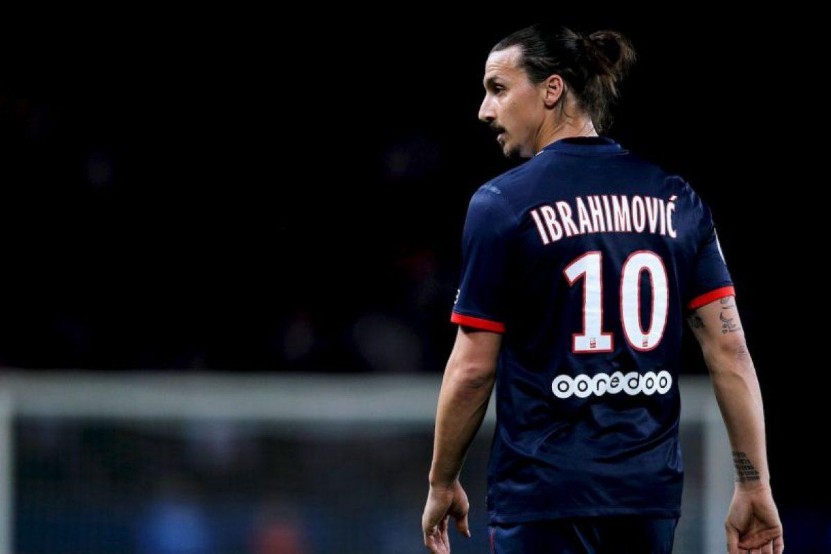 """Llegó al PSG en 2011 con 31 años y se convirtió en """"amo y señor"""" del equipo parisino. Foto:Getty Images. Imagen Por:"""