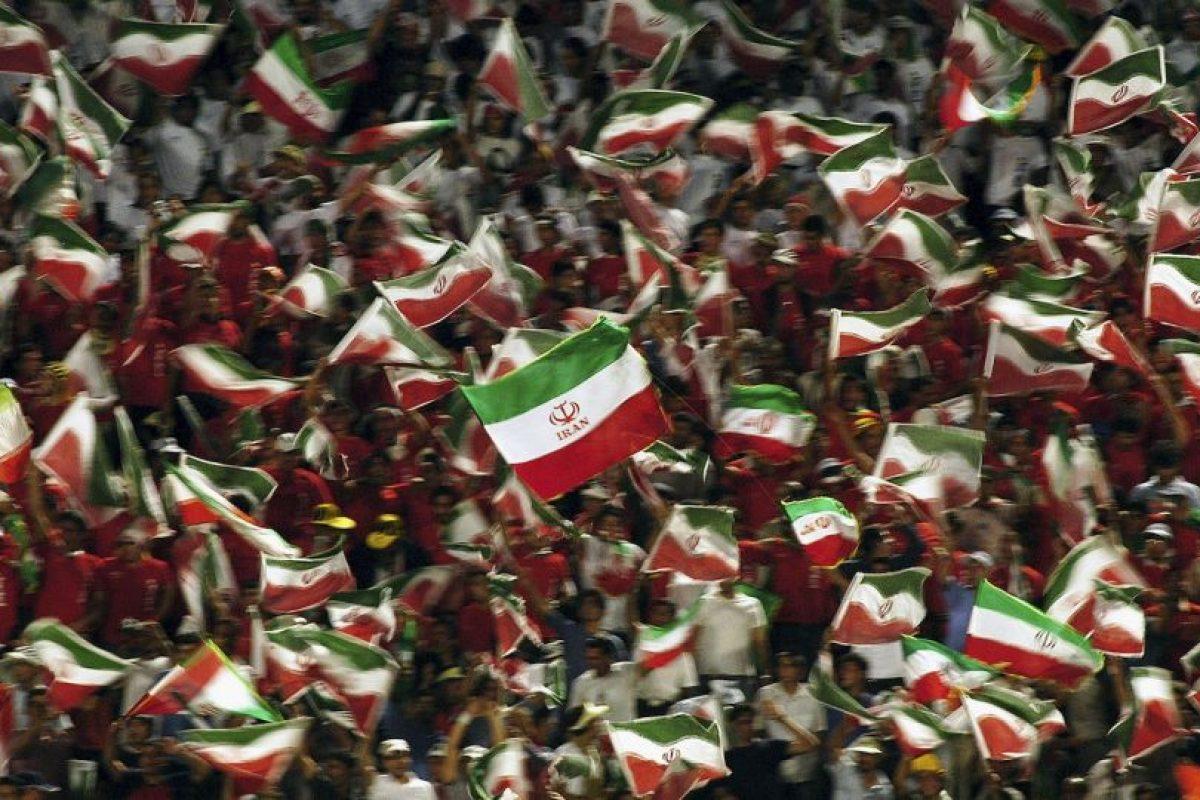5. Iran Foto:Getty Images. Imagen Por: