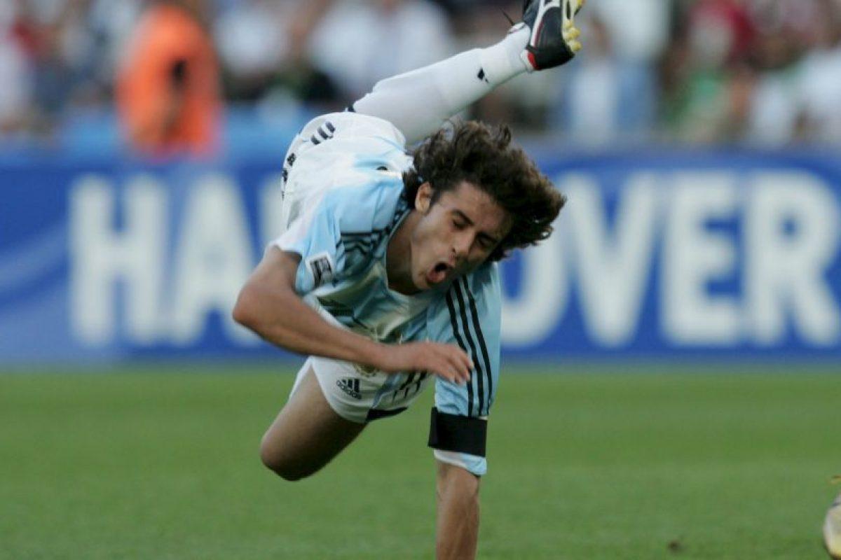 Disputó los Mundiales de Corea y Japón 2002 y Alemania 2006 Foto:Getty Images. Imagen Por:
