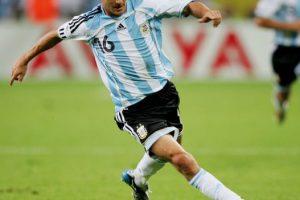 Fue campeón con Argentina en los Sudamericanos Sub-20 de 1997 y 1999 Foto:Getty Images. Imagen Por: