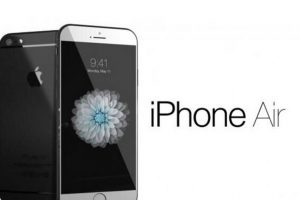 Otros creen que se tratará de un iPhone Air ultradelgado y con pantalla más grande Foto:Tumblr. Imagen Por: