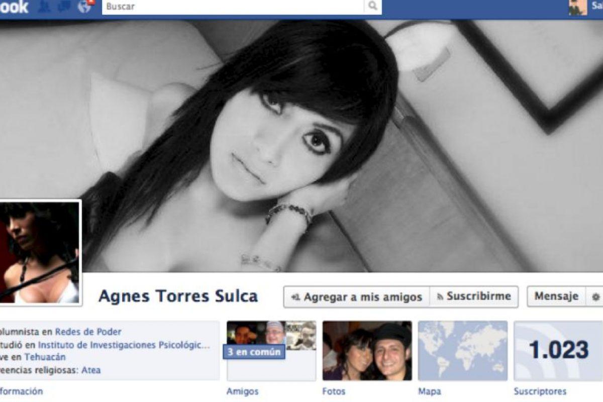 Agnes Torres Sulca fue una activista transexual mexicana asesinada en 2012. Fue golpeada, apedreada y degollada. Foto: vía Facebook/Agnes Torres Sulca. Imagen Por: