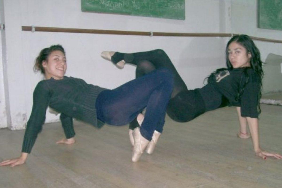 Y el ballet también. Foto:Tumblr. Imagen Por: