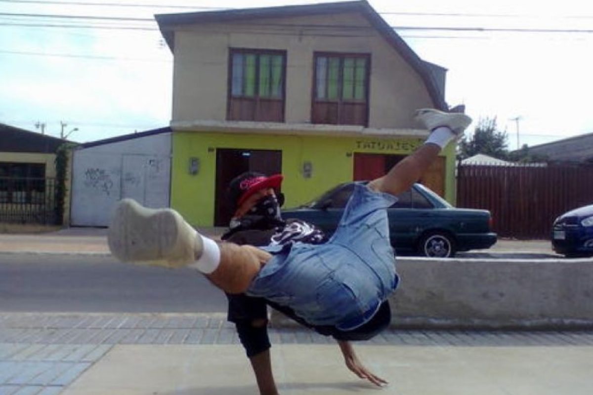 Este es Break Dance Foto:Imgur. Imagen Por: