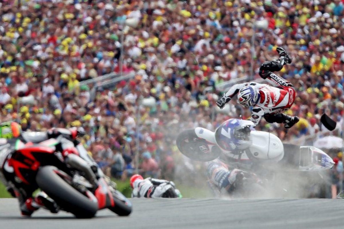 Gran Premio de Alemania de MotoGP. Foto:AFP. Imagen Por:
