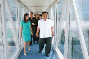 Este domingo los coreanos tienen elecciones. Foto:AFP. Imagen Por: