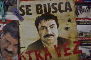 """Se escapa el narcotraficante Joaquín """"El Chapo"""" Guzmán. Foto:AFP. Imagen Por:"""