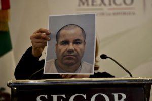 """Después de 18 minutos que el narcotraficante escapara se inició la """"alerta roja"""". Foto:AFP. Imagen Por:"""