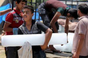 Un informe del Observatorio Sirio para Derechos Humanos ha revelado que en lo que va de 2015 un total de 52 niños soldados reclutados por Estado Islámico han fallecido. Foto:AFP. Imagen Por:
