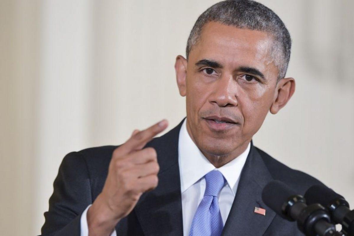 El periodista Major Garrett le preguntó acerca de presos estadounidenses que continúan en Irán. Foto:AFP. Imagen Por: