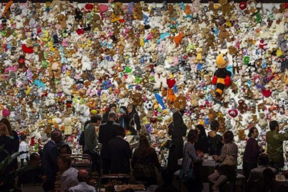 Aniversario de la tragedia del vuelo de Malasia Airlines Foto:AFP. Imagen Por: