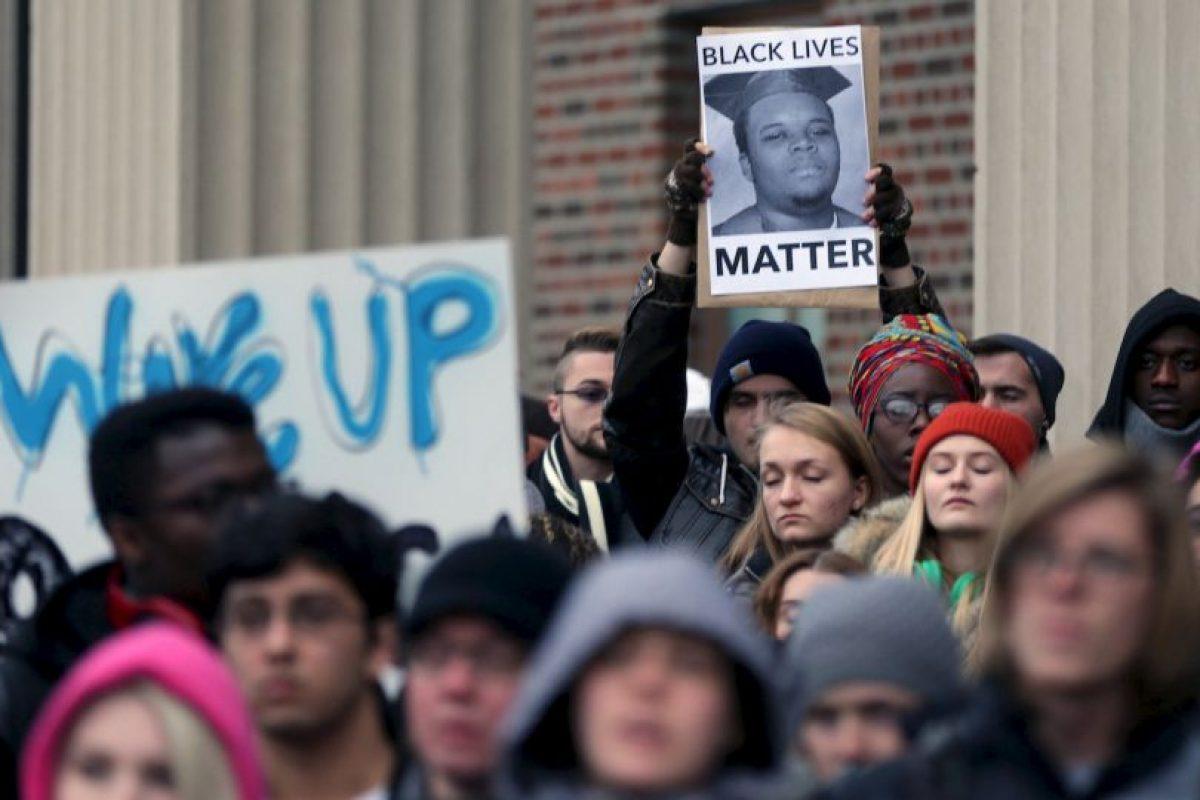 2. El caso de Michael Brown en Ferguson fue uno de los que más ha conmocionado a Estados Unidos recientemente. Foto:Getty Images. Imagen Por: