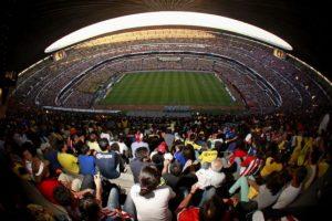Estadio Azteca (Ciudad de México, México) Foto:Getty Images. Imagen Por:
