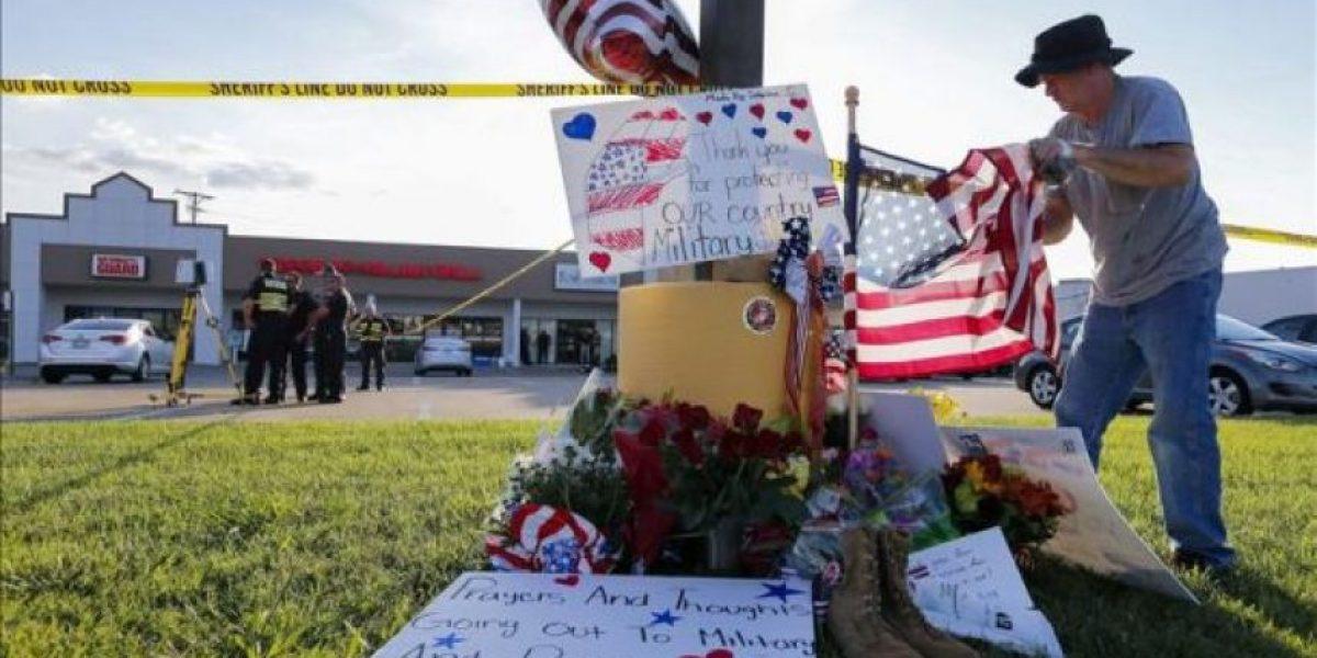 FBI investiga los motivos del ataque en el que murieron 4 marines en EEUU