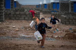 """Los niños son llamados """"Cachorros del califato"""". Foto:Getty Images. Imagen Por:"""