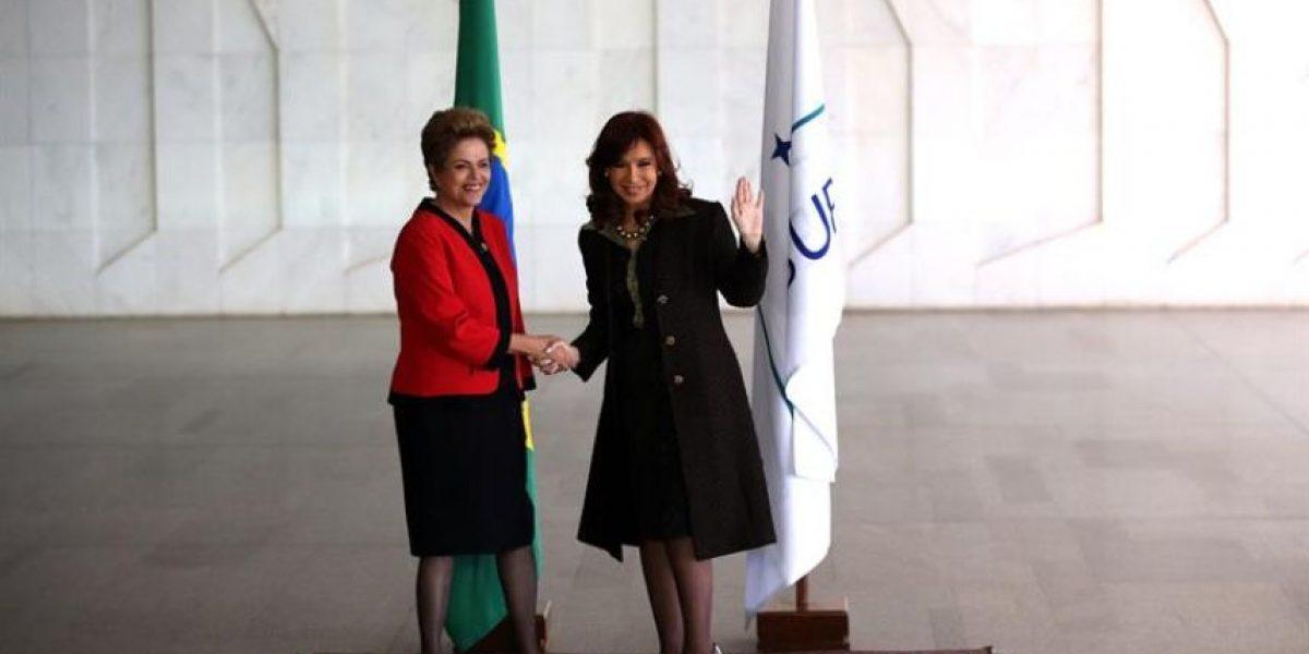 Rousseff inaugura la cumbre semestral del Mercosur