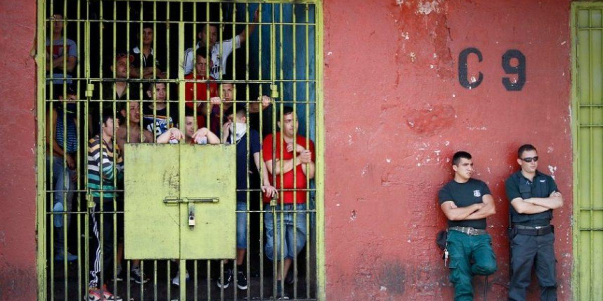 ¿Por qué en Chile quienes escapan de la cárcel no aumentan su condena?