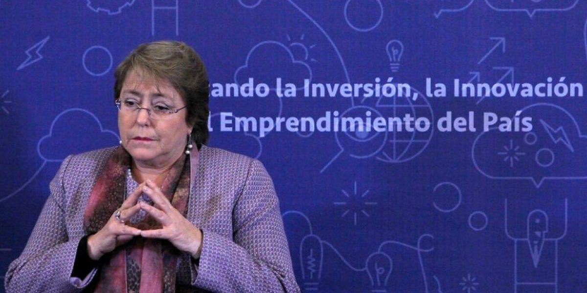 Patricio Navia sobre Bachelet: