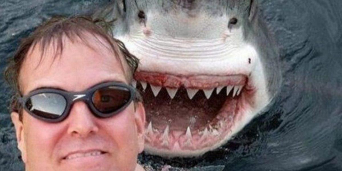 Medidas para evitar morir durante una selfie