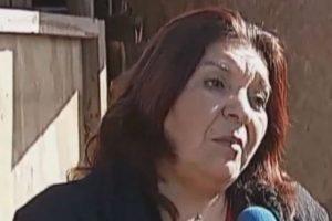 Doña Mireya, la denunciante Foto:La Red. Imagen Por: