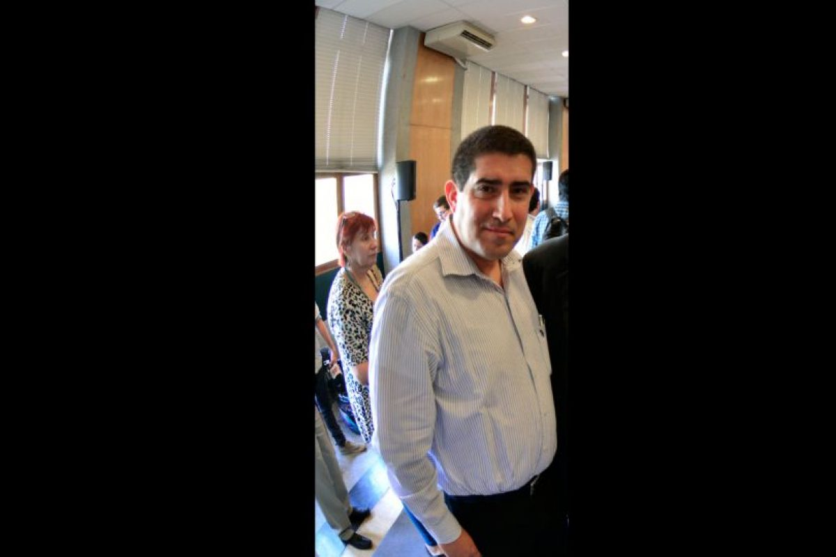 Patricio Navia Foto:Agencia Uno. Imagen Por: