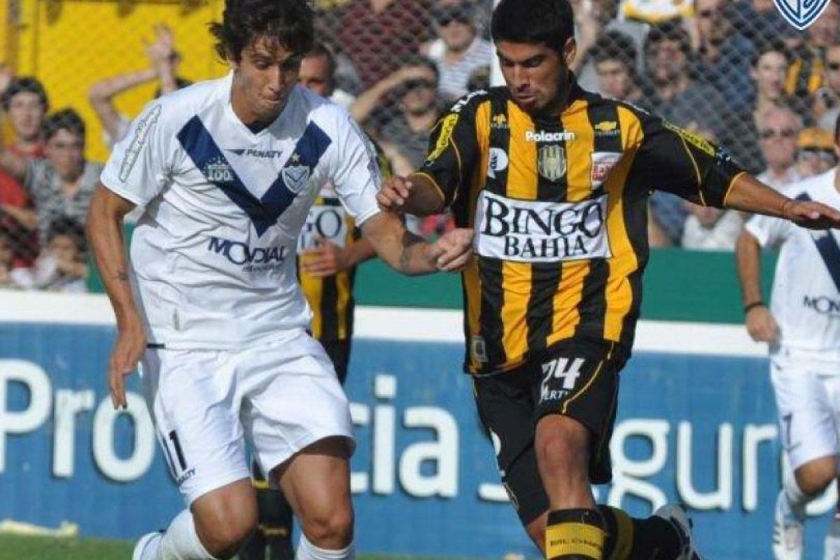 Jugó algunos partidos en primera división con el Olimpo Foto:Vía twitter.com/juanmauri. Imagen Por:
