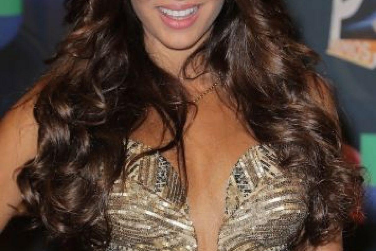 La actriz cubana fue una de las primeras en llegar al evento Foto:Getty Images. Imagen Por: