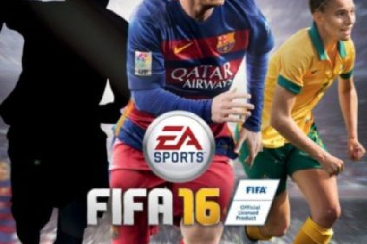 Por primera vez en la historia del juego una mujer aparecerá en la portada. Ella es Stephanie Catley, jugadora de la selección australiana de fútbol. Foto:twitter.com/stephcatley. Imagen Por: