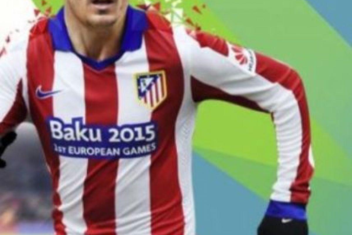 Griezmann es el goleador del club español Atlético de Madrid. Foto:twitter.com/Atleticoaldia. Imagen Por: