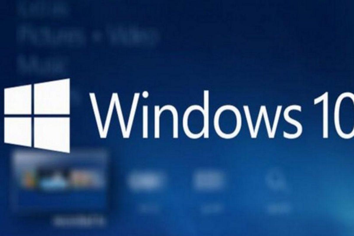 Windows 10 saldrá a la venta el 29 de julio. Foto:Microsoft Windows. Imagen Por: