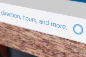 La asistente personal de voz Cortana por fin se incorpora al cliente web de Windows. Foto:Microsoft Windows. Imagen Por: