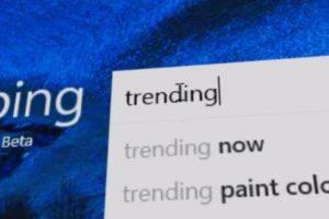 Bing y las predicciones de búsqueda. Foto:Microsoft Windows. Imagen Por: