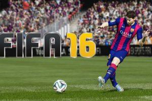 FIFA 16 se lanzará en septiembre próximo. Foto:EA Sports. Imagen Por: