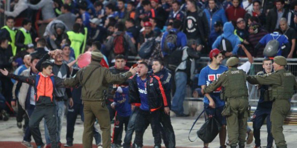 Siguen los coletazos: Suspenden partido de Rangers con Curicó