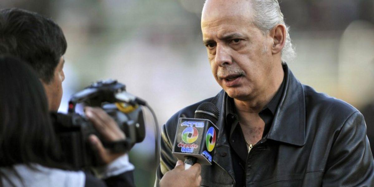 Presidente de la Federación de Fútbol de Bolvia fue detenido por corrupción